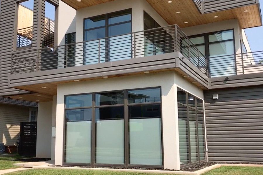 Smart home automation – shades and blinds installation