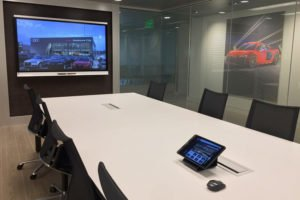 Conference room smart system design and installation Bob Moore Oklahoma City