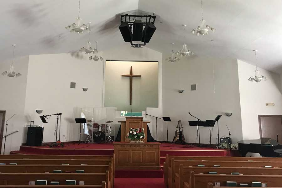Microphone Equipment for Churches in Oklahoma City and Tulsa