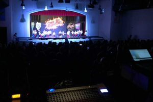 Theatrical lighting systems for Oklahoma City
