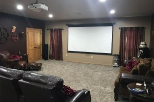 Smart Home Systems installation for Oklahoma City and Edmond by Vox Audio Visual Elite Services.