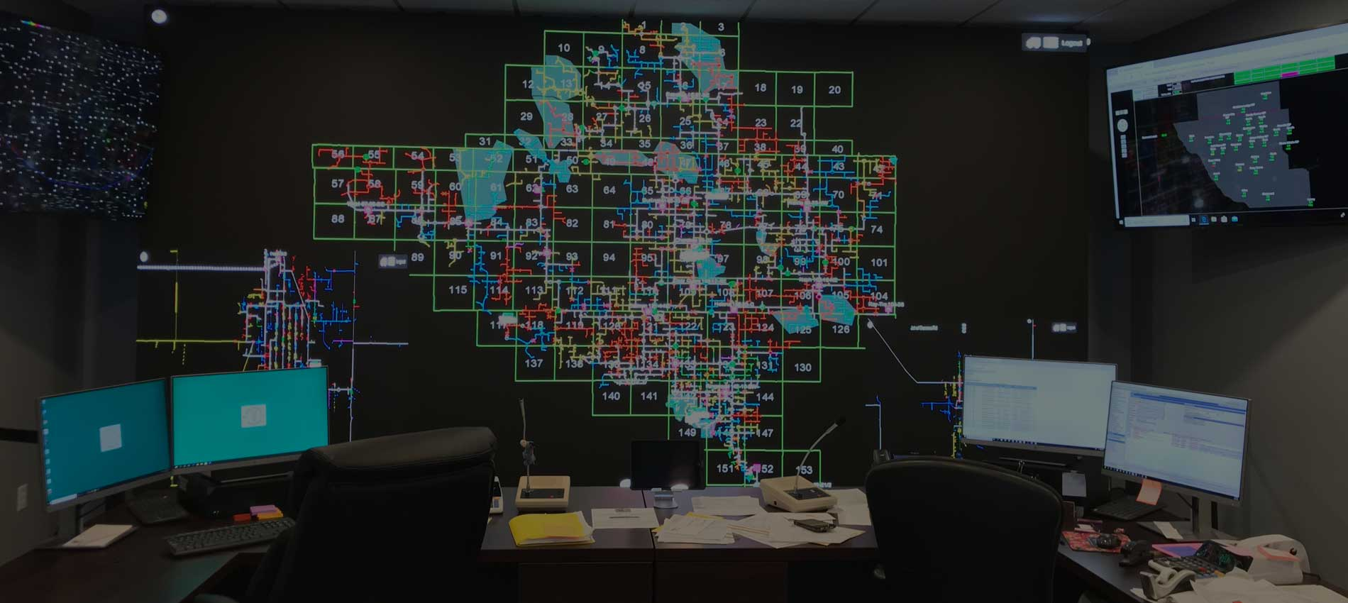 Video Walls for Corporate Environments by Vox Audio Visual