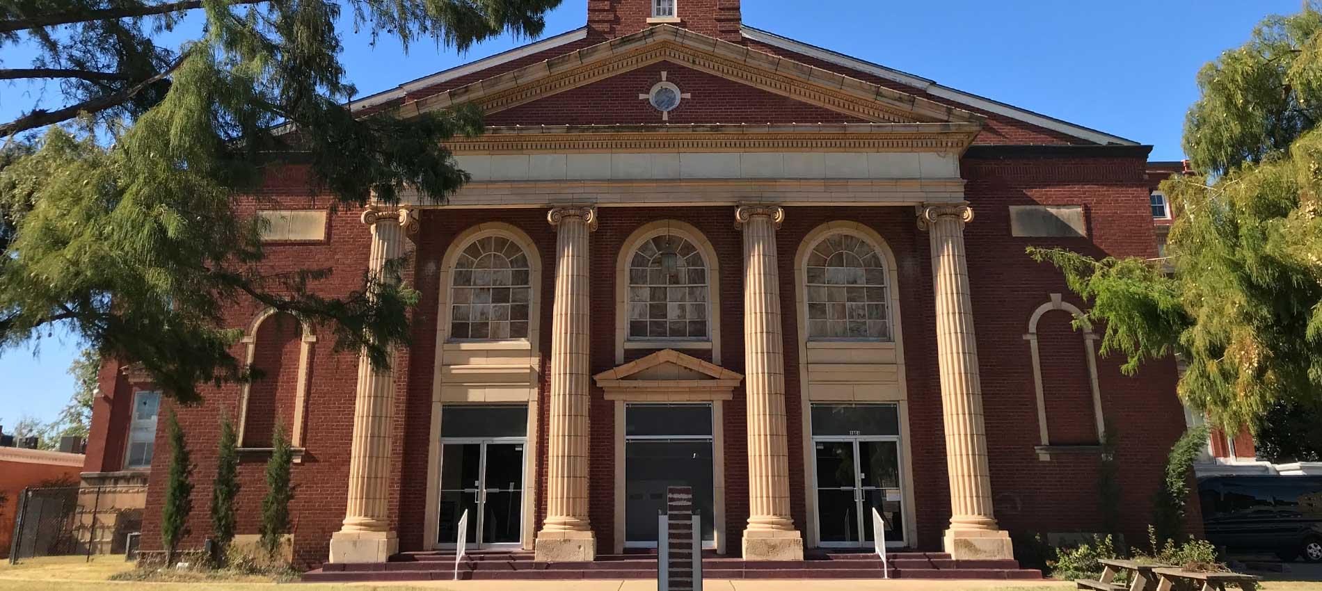 Audio visual services for churches Oklahoma city Edmond Tulsa